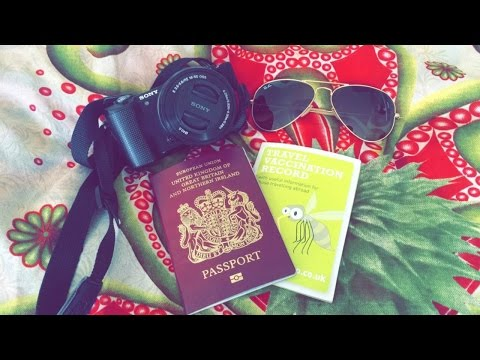 || Travel Diaries || My Nigeria Travel Essentials