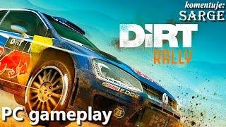 DiRT Rally (PC gameplay) - Najlepsza gra rajdowa ostatnich lat | 60 fps