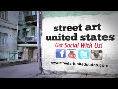 street art united states: get social with us!
