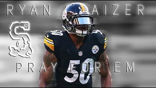 ryan shazier pray for em pittsburgh steelers highlights