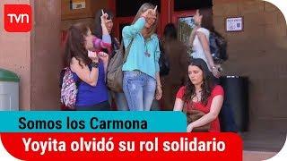 Yoyita olvidó su rol solidario | Somos los Carmona - T1E73 thumbnail