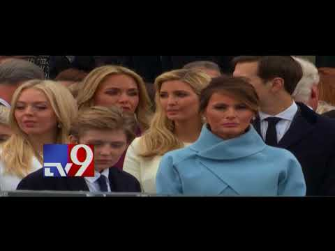 Powder attack on Donald trump's daughter in law Vanessa - TV9 Trending