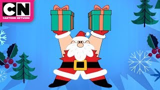 All Cartoon Network Santas! | Cartoon Network