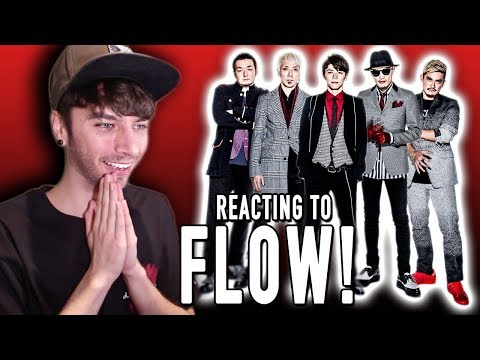 REACTING TO FLOW!!!