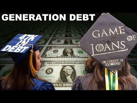 Generation Debt: The Student Loan & Wider College Rackets