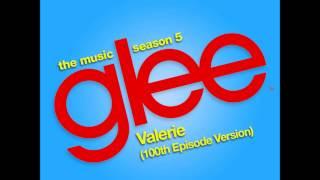 Glee - Valerie (DOWNLOAD MP3 + LYRICS)