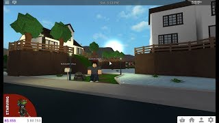 Roblox Bloxburg - House Tour Of BenRobloxW698 House!
