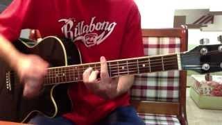 Logo eu - Jorge & Mateus -- Violão Instrumental (com letra e cifra)