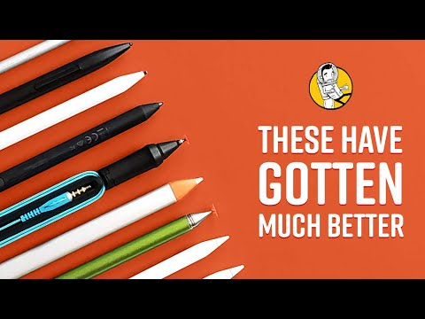 Apple Pencil Alternatives - A Roundup of the Best iPad Styluses