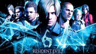Resident Evil 6 (Русская озвучка): Все видео сцены [1080p]