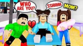 MY MOM LOST HER MEMORY in BROOKHAVEN! (Roblox Brookhaven RP!)