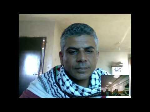 Ehad Burnat, Bilin Popular Committee Against the Wall Q&A