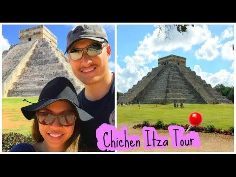 CANCUN, MEXICO TRAVEL VLOG PT. 2 : Chichen Itzá
