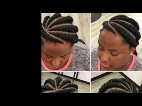 Ghana Latest and Best hairdressing Fashions - Channel Bonus