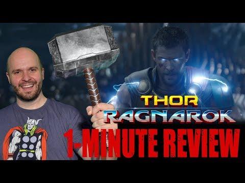 Thor: Ragnarok – minutová recenze