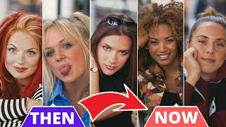 The Spice Girls ★ Where Are They Today? Then & Now 2021