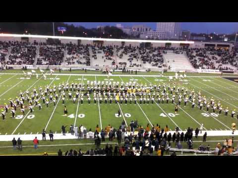 ASU MARCHING HORNETS 2013 TDC