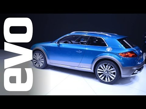 Audi Allroad Shooting Brake at Detroit 2014 | evo MOTOR SHOWS