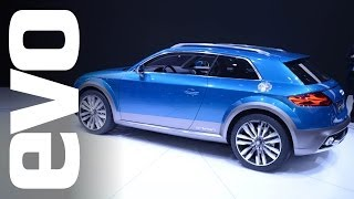 Audi Allroad Shooting Brake Concept 2014 Videos