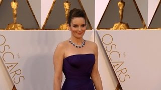 Tina Fey Angry at Political Oscar Speeches: 'This is Hollywood Bull****!'