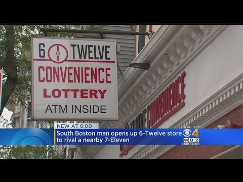 South Boston Man Opens 6-Twelve Store To Rival 7-Eleven