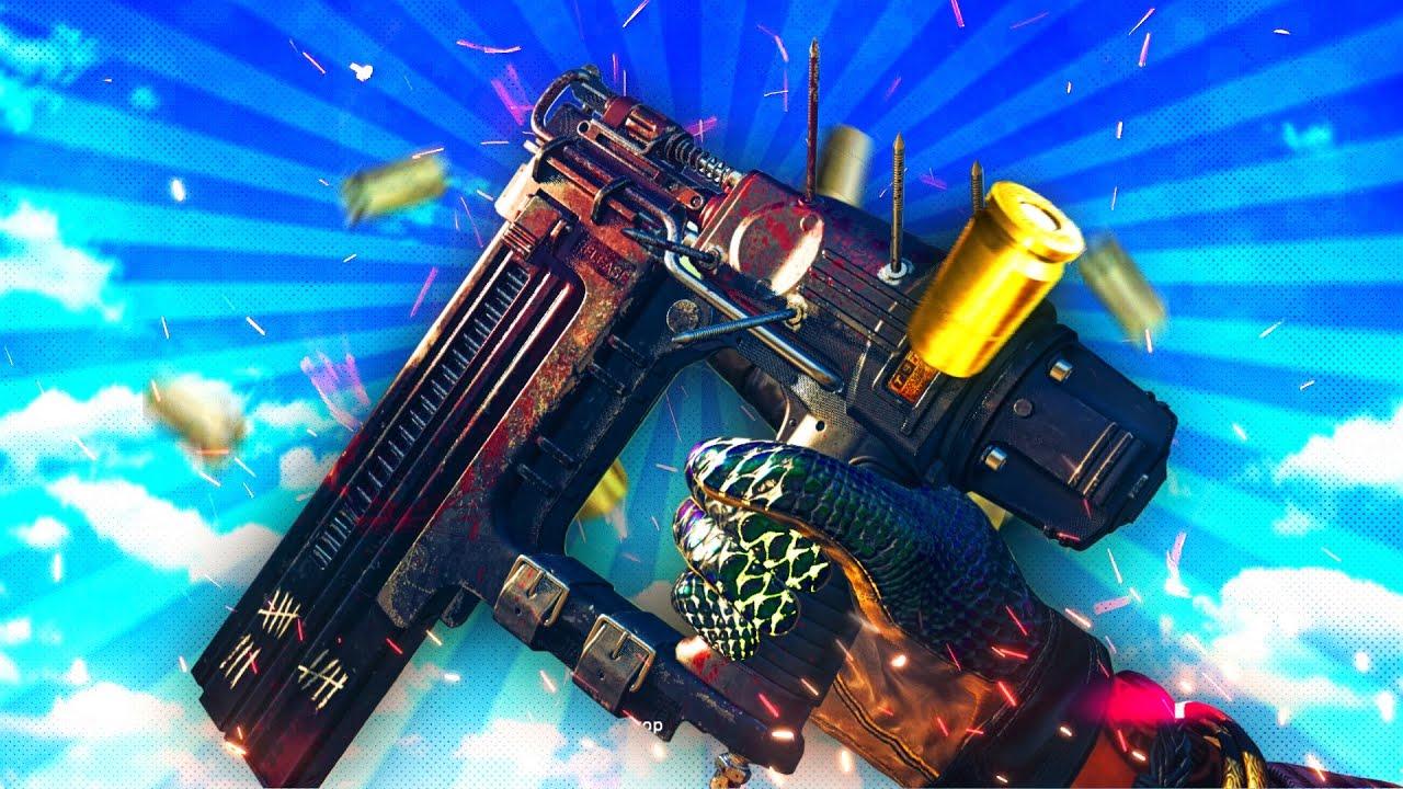new NAIL GUN is legit OVERPOWERED in Warzone.. (Season 4)