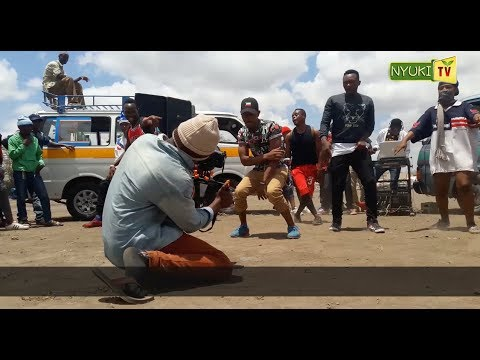 BEHIND THE SCENE VIDEO BOY KITILA A TOWN TUMEKUSOMA