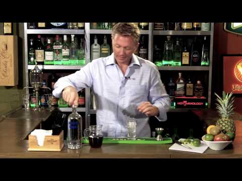 How To Make A Cape Cod Or Cape Codder Cocktail - Drink Recipes From The One Minute Bartender