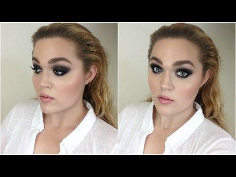 Black Smokey Eye Makeup Tutorial ft. Naked 2   Taylor Swift Bad Blood Inspired