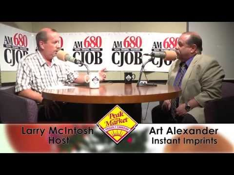 Food & Friends with Larry McIntosh & Art Alexander, Winnipeg Chamber of Commerce