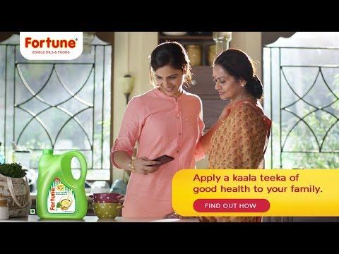 Fortune Soya Health Oil TVC: Kaala Teeka