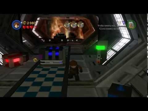 Видео прохождение игры звездные войны лего атака клонов фильм близкий враг с дмитрием дюжевым