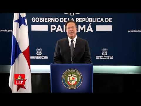 Panamá exigirá visa a venezolanos a partir del 1  octubre, anunció Varela