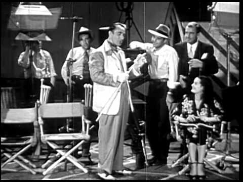 Hollywood and Vine (1945) COMEDY