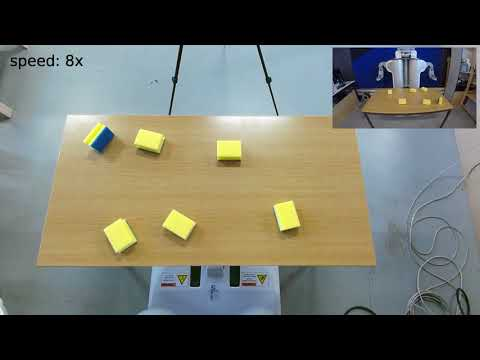 Additional Experiments: Learning to Singulate Objects using a Push Proposal Network