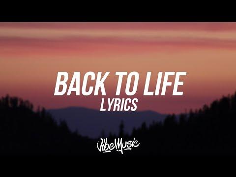 Russ - Back To Life (Lyrics / Lyric Video)