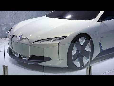 2018 BMW I Vision Dynamics Concept EV at LA Auto Show 1