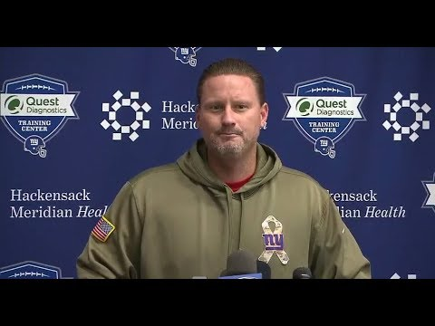 Ben McAdoo tries some honest shame with the New York Giants