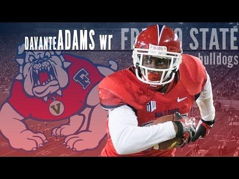 Davante Adams - 2014 NFL Draft profile