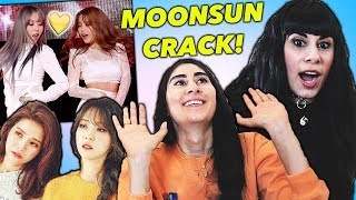 MOONSUN CRACK REACTION! | MAMAMOO 마마무