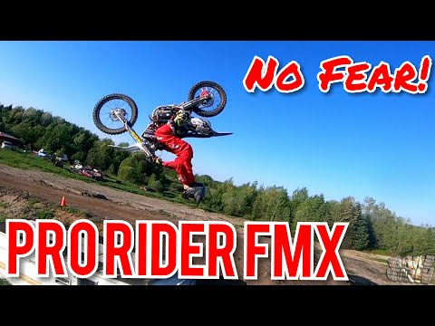 Фото Pro Rider FMX 175 foot Jumps, Backflips and More! FPV FREESTYLE CINEMATIC