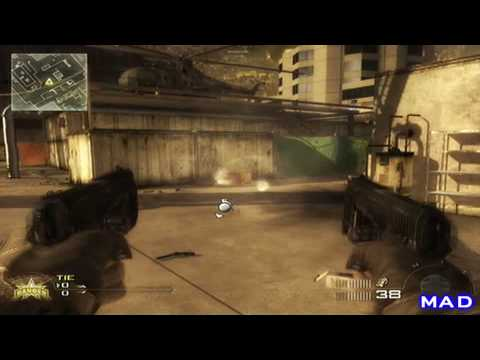 Call Of Duty MW2 Glitches: Rapid Knife Glitch