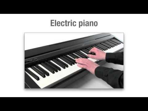 Đàn piano điện P35- bán đàn Piano điện P35 Yamaha