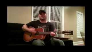 "Zac Brown Band ""Goodbye In Her Eyes"" - Acoustic Cover by Josh Wiard"