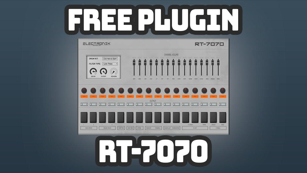 Free vst plug-ins