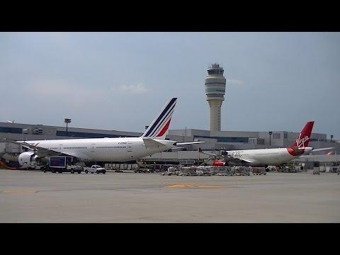 Airliners International 2015: Atlanta Int. Airport Ramp Tour