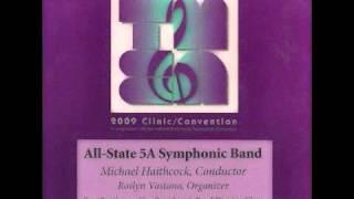 tmea 2009 all state 5a symphonic band ping pang pong