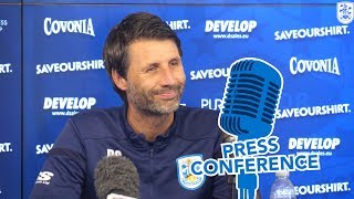 📹 PRESS CONFERENCE | Danny Cowley previews Blackburn Rovers