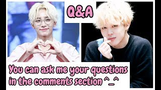 Cover images 😊Roxy G Q&A (100k subscribers special video)💖