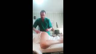 Массаж при КОКСАРТРОЗЕ Упражнения для Тазобедренного сустава